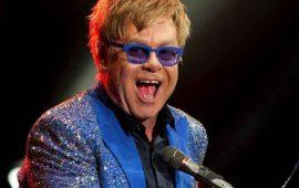 """""""Sabía-quién-era-Juan-Gabriel,-pero-no-hablamos-de-trabajar""""--Elton-John-"""