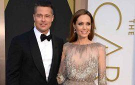Brad Pitt y Angelina Jolie se reconcilian