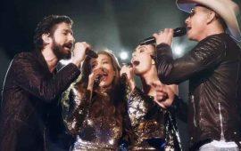 """VIDEO--Thalía-presenta-video-de-""""Junto-a-ti""""-grabado-con-extimbiriches"""