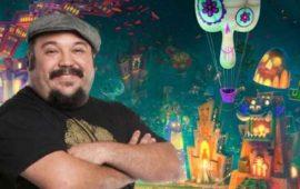 El-mexicano-Jorge-R.-Gutiérrez-dirigirá-cinta-de-la-saga-LegoEl-mexicano-Jorge-R.-Gutiérrez-dirigirá-cinta-de-la-saga-Lego