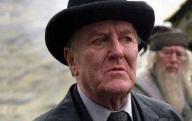 """Muere a los 91 años Robert Hardy, actor de la saga """"Harry Potter"""""""