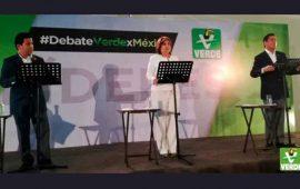 debaten-aspirantes-del-verde-a-la-presidencia-de-la-republica