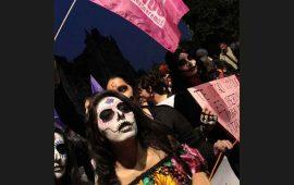 catrinas-exigen-justicia-y-castigo-a-feminicidas-en-el-pais