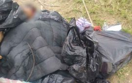 encuentran-15-bolsas-con-restos-humanos-en-chilapa-guerrero