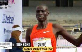 record-keniano-en-el-maraton-de-la-ciudad-de-mexico
